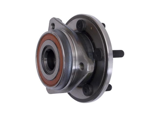 Omix-ada Front Axle Hub Assembly from Omix-ADA fits 00-06 Jeep TJ  and LJ Wranglers, also fits 00-01 Jeep XJ Cherokees. Fits left or right side. 16705.08