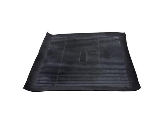 Rugged Ridge 13601.03 Cargo Mat, Black, 45-83 Willys And Jeep CJ Models