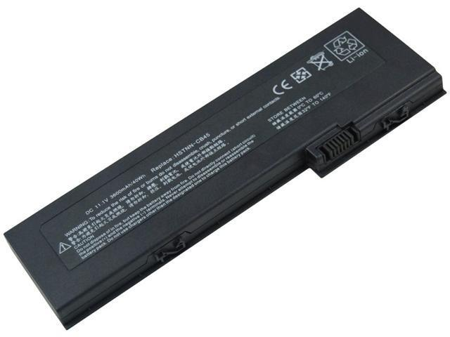 Laptop battery replacement for HP Compaq 2710 Series, Pavilion TX2600, TX2601, TX 2602, TX 2603 , Elitebook 2730p, 2740p, 2740p,2760p Tablet PC, Business Notebook 2710p