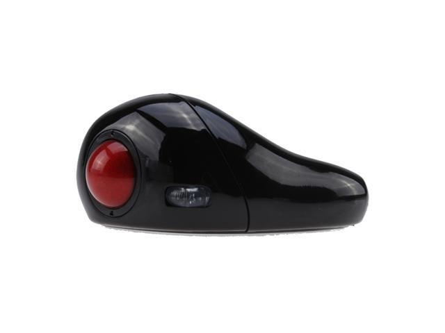 Handheld Wireless 2.4G USB Optical Trackball Mouse