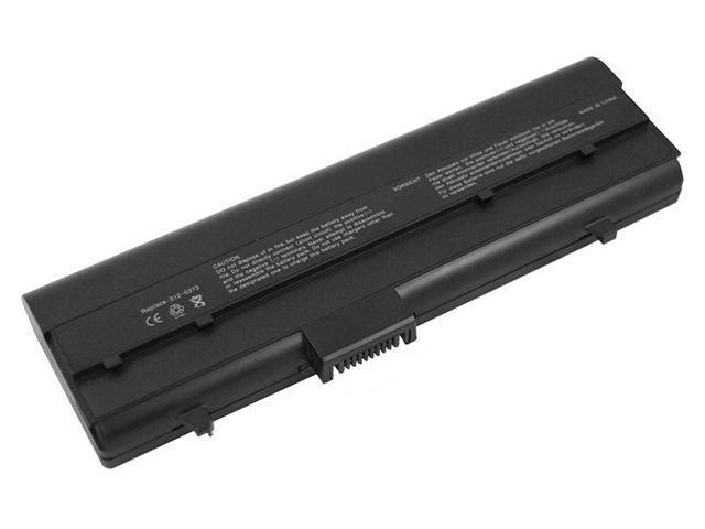 AGPtek®  Notebook Battery Replacement for Dell Inspiron 630M/640M, XPS M140 Series, fits  312-0450, 312-0451, 451-10285, 451-10351, 451-10284 - [9 Cell, 11.1V]   aftermarket