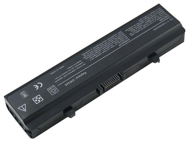 AGPtek® Notebook Battery Replacement for Dell Inspiron 1525, 1526, 1546 Battery fits GW240, GW252, HP297, RN873, RU586, XR693, 312-0625, X284G - [6cell 11.1V 4400mAh]   aftermarket
