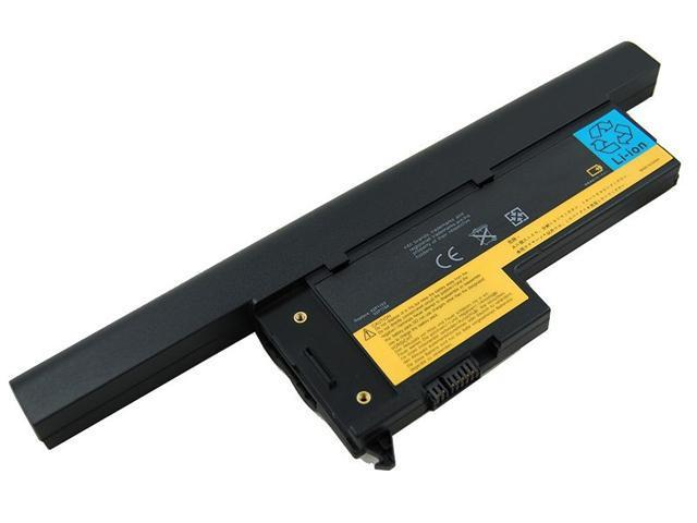 AGPtek® Laptop Battery Replacement for IBM ThinkPad X60s 1709 2507 1705 2508 1703 2522 1704 2524 1705 2533 1706 1707 1708 Battery