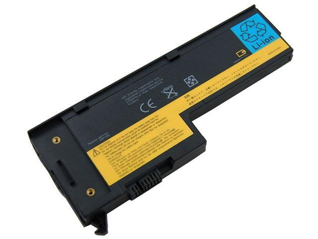 Laptop Battery for IBM ThinkPad Battery fits 40Y6999, ASM 92P1170, ASM 92P1174, FRU 92P1163, FRU 92P1165, FRU 92P1167, FRU ...