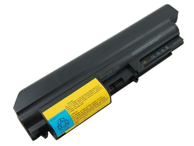 AGPtek® Laptop/Notebook Battery Replacement for IBM Thinkpad R400 7443 R61 R61i T61 Series T400 2764 7417 T61p T61u Battery