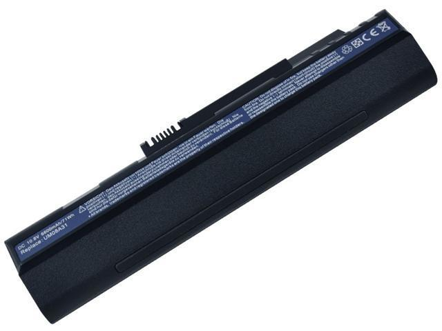 AGPtek® Laptop/Notebook Battery Replacement for Gateway LT1001J LT2000 Battery fits UM08A31, UM08A73 After-Market Product