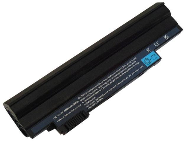 AGPtek®Laptop Battery Replacement for Acer Aspire one AOD255 AOD260 Series one happy happy2, fits P/N: AL10A31, AL10B31, ...