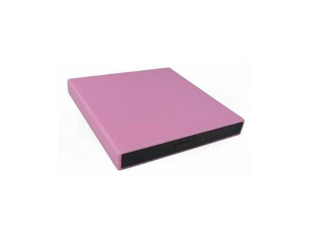 Portable USB 2.0 External Slim CD-ROM Drive for Laptop Notebook PC