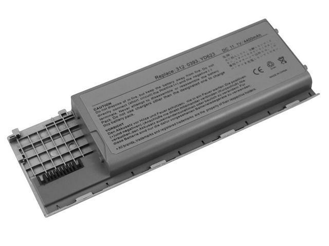 Laptop Battery Replacement for Dell Latitude, fits JD648, JD648, JY366, KD489, KD491, KD492, KD494, KD495, KP423, NT379, ...