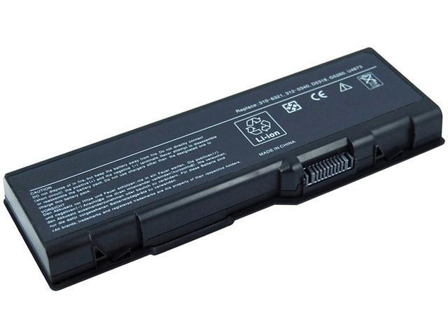 AGPtek® Laptop/ Notebook Battery Replacement for Dell Inspiron/Precision fits Part Number: 312-0349, 312-0350, C5974, D5318, F5635, G5260, G5266, U4873, GG574   aftermarket