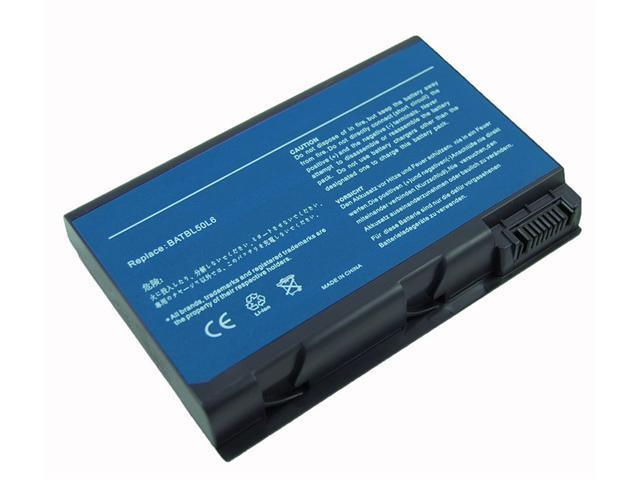 Laptop Battery for Acer Aspire 3100 3690 5100 5110 5630 5650 5680 9110 9120 2490 3900 4200 4230 4260 4280 Series fits: BATBL50L6, BATCL50L6, LC.BTP01.017, BATBL50L8H, BATBL50L4