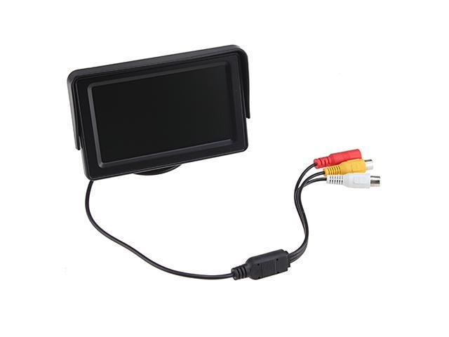 """4.3"""" inch LCD TFT Monitor Screen for Car Bus Rear View Camera"""