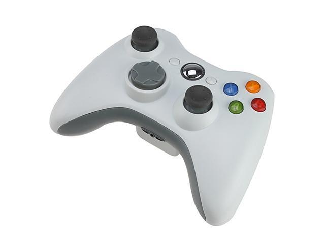 2.4GHz Wireless Remote Controller for Xbox 360 - White