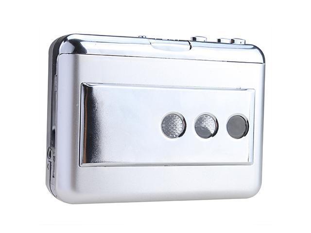 LP/Vinyl Tape to PC DUAL Hybrid USB Cassette-to-MP3 Converter Capture - Hybrid Cassette Converter