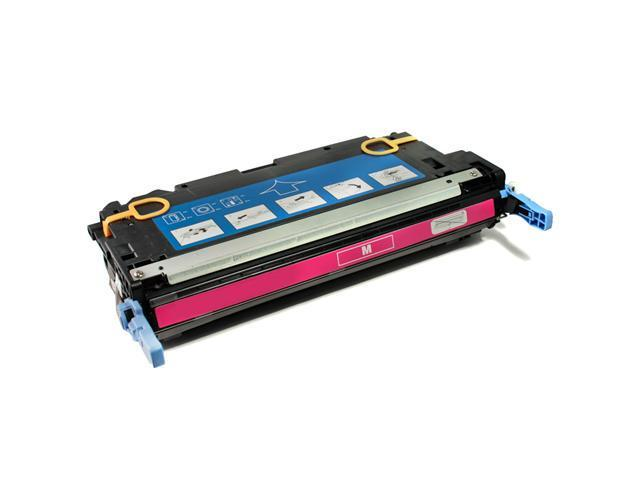 Refubished Hewlett Packard Q6473A (HP 502A) Laser Toner Cartridge for the HP Color LaserJet 3600 Series Printer - Magenta