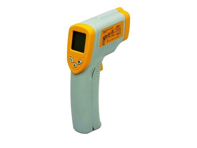 Non-Contact IR Infrared Digital Temperature Temp Thermometer Laser Point Measure