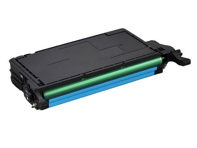 Replacement Samsung CLP-C660B Toner Cartridge for Samsung CLP-610ND, CLP-660N, CLP-660ND&#59; Samsung CLX-6200FX, CLX-6200ND, ...