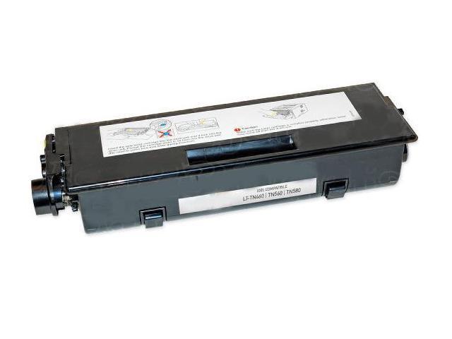 compatible brother tn 580 laser toner cartridge for the brother mfc multifunction printers. Black Bedroom Furniture Sets. Home Design Ideas