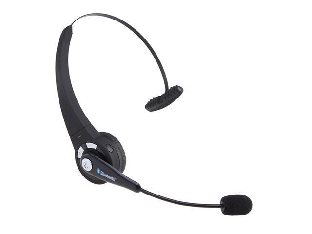 Black Wireless Bluetooth Headset w/ Microphone for Sony Playstation 3/ PS3
