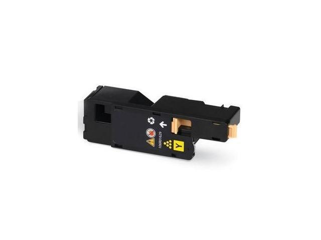 Compatible  Replacement Xerox 106R1629 Laser Toner Cartridge for your Xerox Phaser 6000, 6010, 6010N; Xerox WorkCentre 6015 Series Printer - Yellow