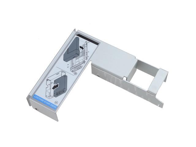 "3.5"" to 2.5"" Hard Drive/ HDD Bracket Caddy Adapter 9W8C4 for Dell F238F/ G302D/ X968D After-Market Product"