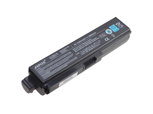 AGPtek®  Notebook Battery Replacement for TOSHIBA C600D L750 L700 Battery fits PA3816U-1BRS, PA3817U-1BRS, PA3818U-1BRS, PA3819U-1BRS, PABAS227, PABAS228, PABAS229, PABAS230
