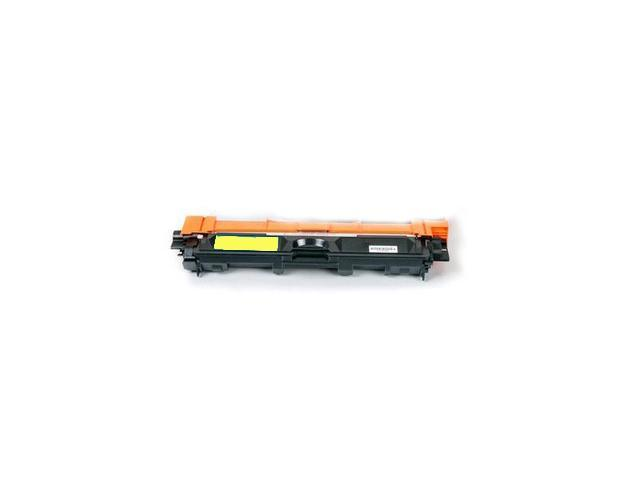 Compatible Toner to replace Brother TN-221Y Toner Cartridge for Brother HL-3140CW, HL-3170CDW, MFC-9130CW, MFC-9330CDW, MFC-9340CDW Printer - Yellow (TN225Y)(Aftermarket)