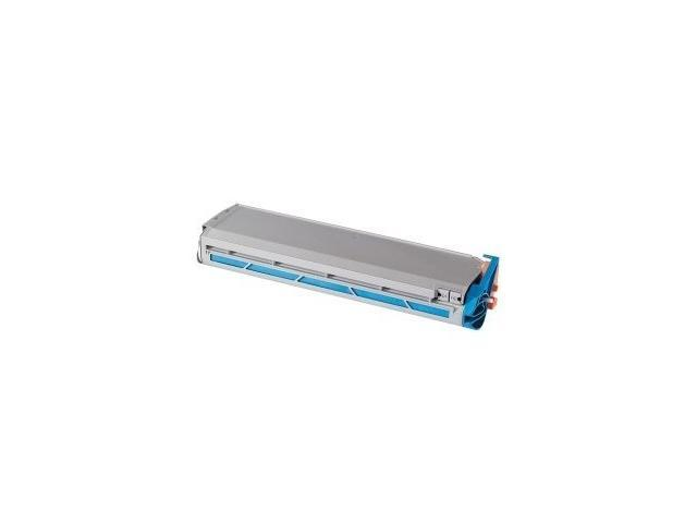 High Yield Laser Toner Cartridge for Okidata 41963603 (Type C5) the C9300 & C9500 Series Printer - Cyan(Aftermarket)