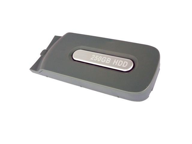 AGPtek - 250GB HDD Hard Disk Drive Replace for Microsoft Xbox 360 Console - Gray