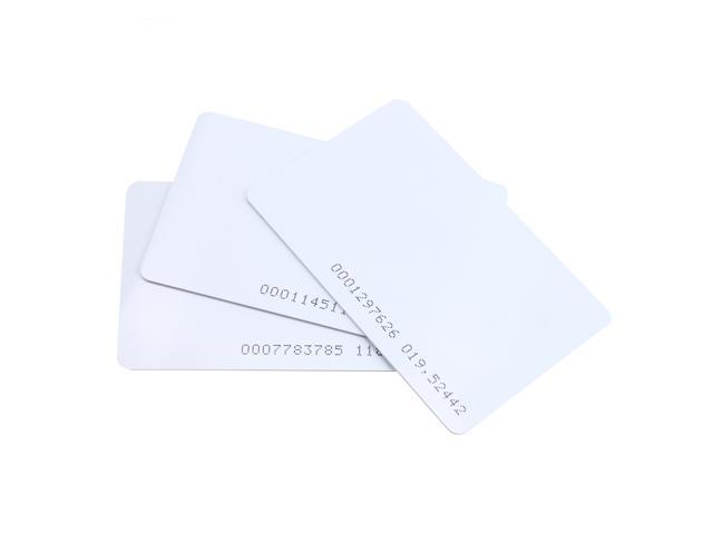 Rfid Proximity Door Entry Key Fobs Card 076mm For Access Control