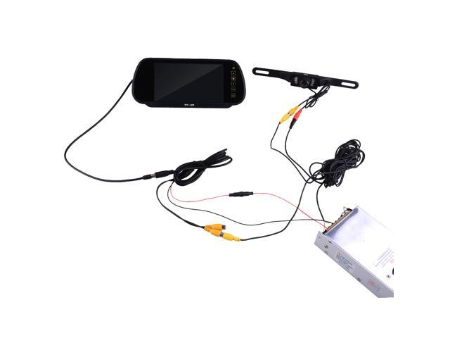 Car Rearview System - 7