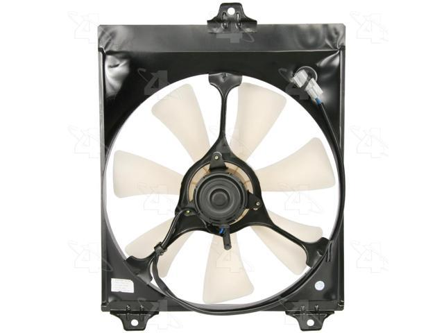 Four Seasons 75474 A/C Condenser Fan Assembly 75474
