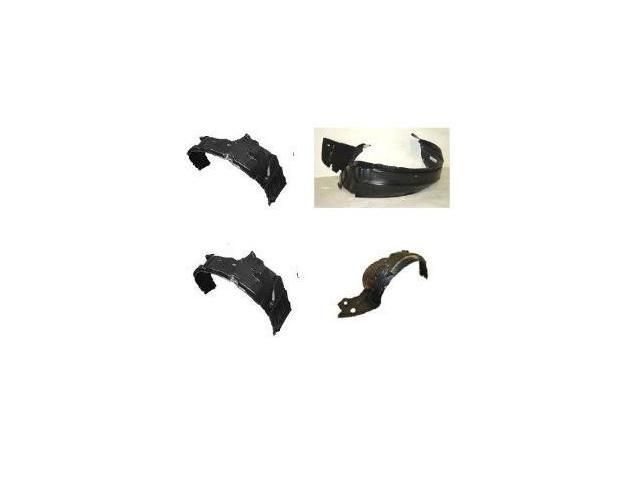 Dodge/Plymouth Ram 1500 94-96 2Wd/Hvy Duty  94-02 4Wd 1994-2001 Fender Liner Passenger Side Rh