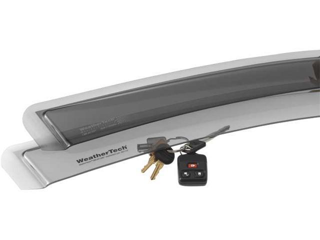 WeatherTech Side Window Deflector