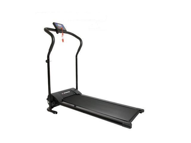 Confidence Power Plus Motorized Electric Treadmill (Black)