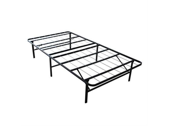 Homegear platform metal bed frame twin Metal bed frame twin