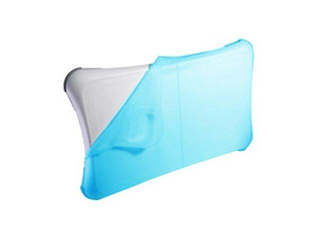 Nintendo Wii Fit Board Anti-slip Grip Foot Pad Silicone Skin Protects - Blue