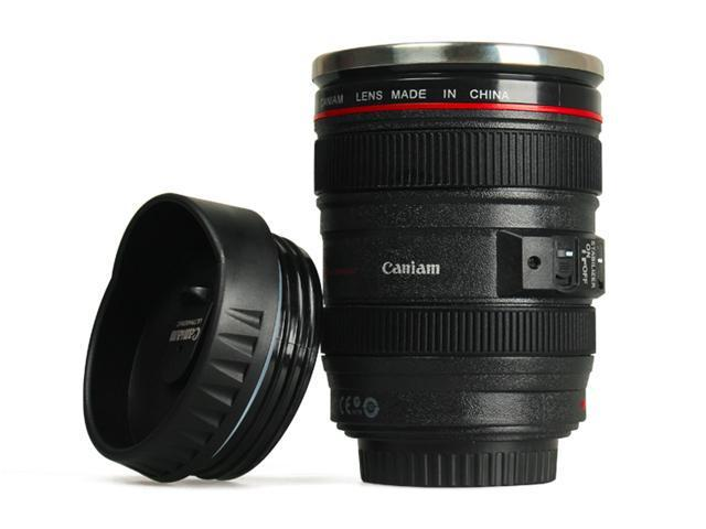 Canon Lens Cup Coffee Mug Camera Eos 24 105mm Model