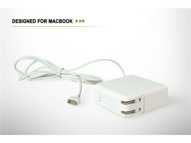 NEW! 60W Power Supply Charger Adapter Cord for Apple MAC MacBook