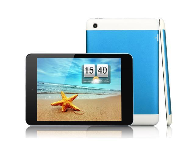 "Kocaso M7850 7.9"" Android Tablet PC - Dual-Core Dual-Camera Bluetooth4.0 HDMI Support External 3G Module Dongle"