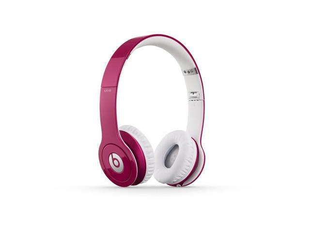 Beats by Dr. Dre Beats Solo HD On Ear Headphone with ControlTalk (Pink)
