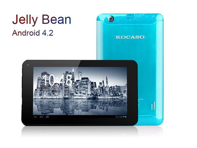 """KOCASO M766  Dual-Core  Dual Camera DDR3 HDMI  Capacitive 5 Point Multi-touch Android 4.2  7""""  Tablet PC, Support external ..."""