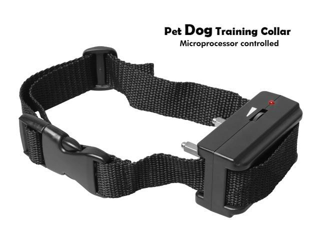GPCT 353 Anti-bark Dog Training Shock Control No Barking Collar For Dogs From 5 Pounds To 150 Pounds