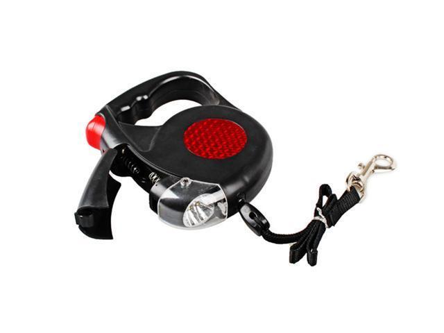 GPCT 211 Automatic Retractable Pet Leash w/ LED Flashlight