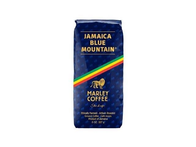 Marley Coffee 8-oz. Jamaica Blue Mountain Ground Coffee