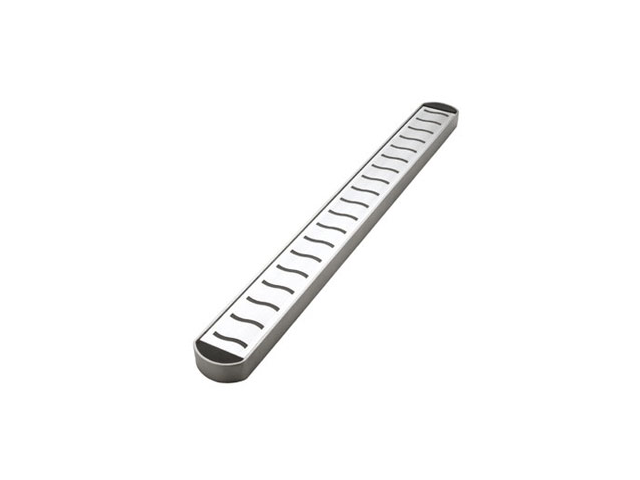 MIU France 90009 Stainless Steel 20 Inch Magnetic Knife Bar