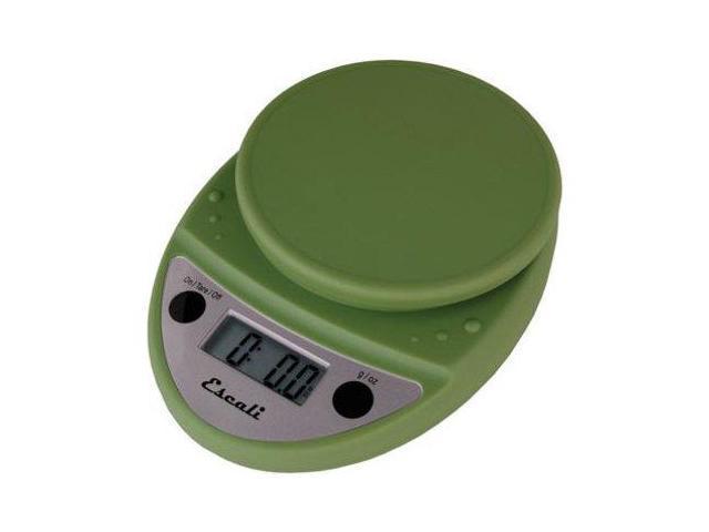 Escali P115TG Primo Digital Scale Green