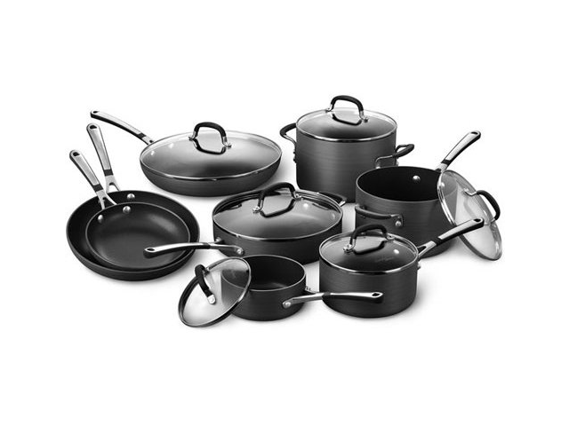 Calphalon 14-pc. Nonstick Simply Calphalon Nonstick Cookware Set