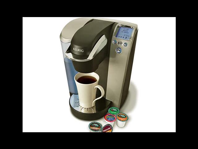 Combo Coffee Maker And Keurig : Keurig Platinum Single Cup Home Coffee Brewer, Black/Chrome - Newegg.com