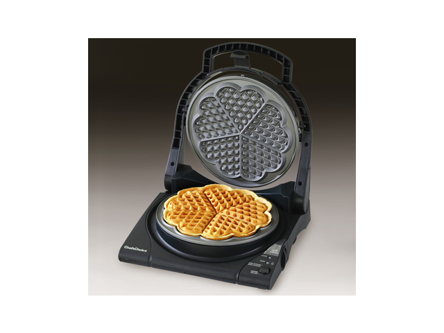 Chef'sChoice International WafflePro Taste/Texture Select Traditional